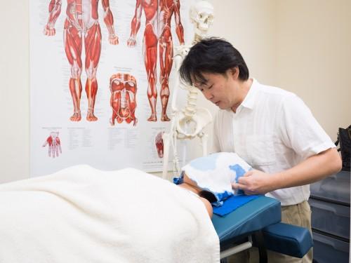 TKマッサージクリニック・TK Massage Clinic・ハワイ・アラモアナ・出張マッサージ