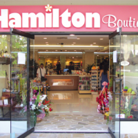ハミルトン・ブティック
