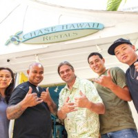 MP3 Chase Hawaii Rentals