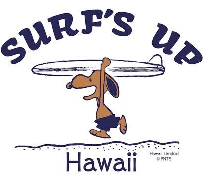 3eaa259426dd45 こんがり日焼けしたスヌーピーがハワイらしい♪今年の新作をゲットして自慢しちゃおう!