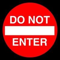 Do-Not-Enter-sign_R