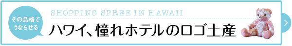 2017 ハワイ お土産 ホテル ロゴ セレクトショップ 最旬 買い物 天国