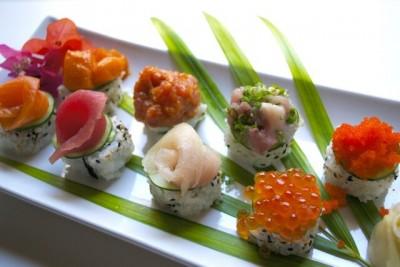 7ロール寿司1