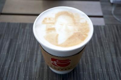 Dukes Lane Latte Art のコピー