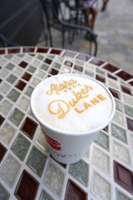 Dukes Lane Latte Art 2 のコピー