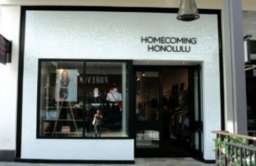 Homecoming Honolulu ホームカミング ホノルル アラモアナセンター