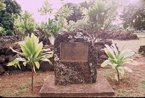 Keaiwa heiau ケアイヴァ ヘイアウ パワースポット 占い師・ヒーラーMariさん ハワイ