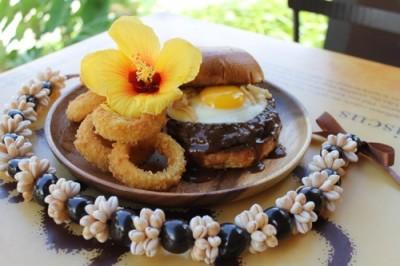 マハロハバーガー Mahaloha Burger