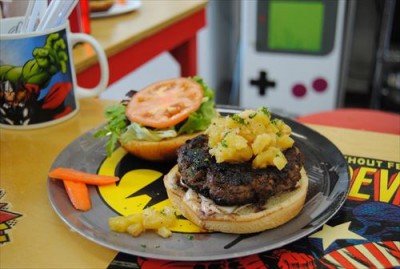バーガーズ・アンド・シングス burgers and things