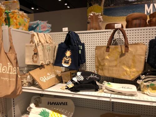 アラモアナセンターのフードランドのバッグ