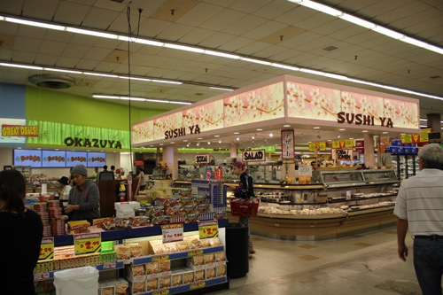 ハワイ ドンキホーテ カヘカ店 店内