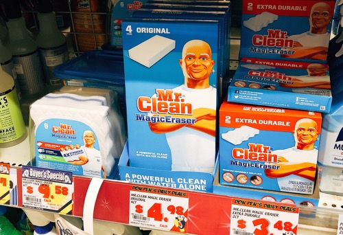 ミスタークリーン mr.clean