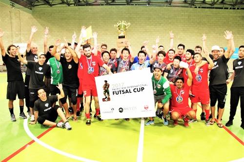 環太平洋国際フットサルカップ