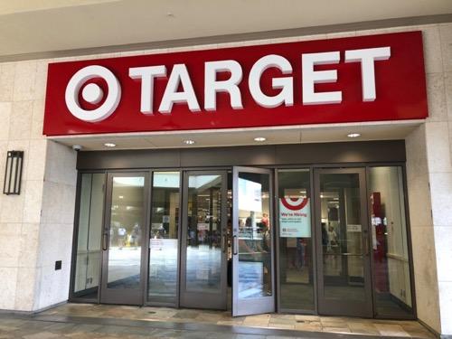 アラモアナセンターのターゲット target