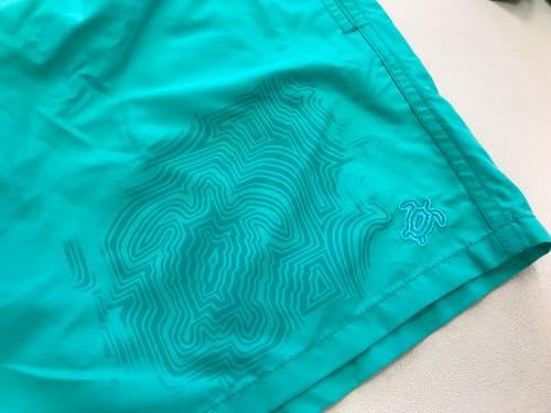 ホヌ 亀 ビルブレクイン ハワイ ハワイの水着 メンズ水着