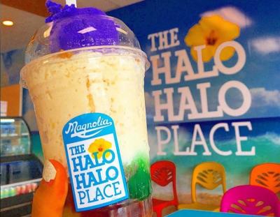 マグノリアアイスクリームアンドトリート ハワイ アイスクリーム インターナショナルマーケットプレイス ウベ