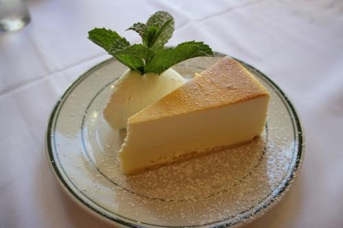 ウルフギャングステーキハウス ステーキハウス ウルフギャング ロイヤルハワイアンセンター ステーキ Junior'sのチーズケーキ チーズケーキ デザート