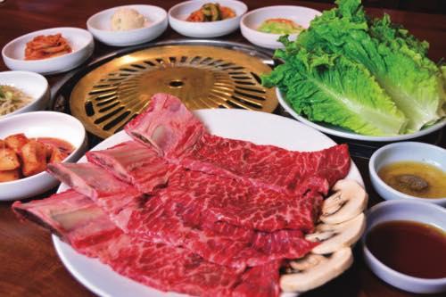 ソラボル 韓国料理 コリアンレストラン