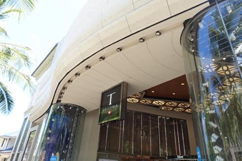 ハワイ ワイキキ Tギャラリア ショッピング 免税店