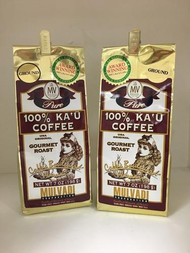 ハワイ マルバディ コーヒー カウ hawaii malvadi ka'u coffee