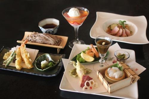 ハワイの都レストランの料理長お勧めディナー・ 月替りスペシャル