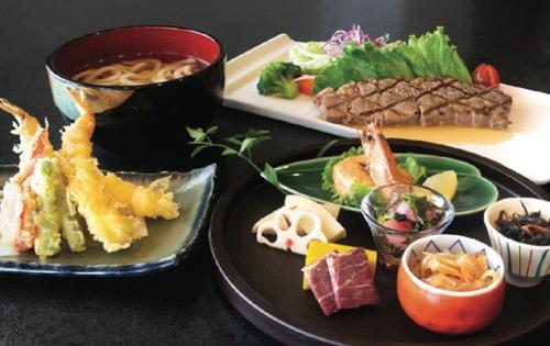 ハワイ カイマナホテル 都レストラン シェフおすすめコース