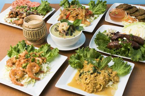 ハワイ エスアンドエスタイキッチン ワイキキ タイ料理