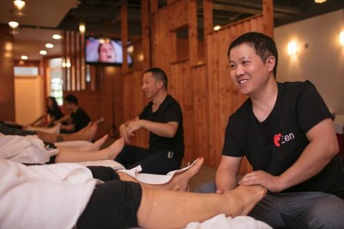 ハワイ ゼン・フットマッサージ&スパ hawaii zen foot massage & spa