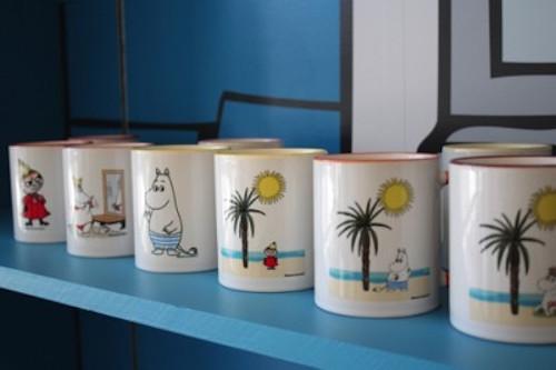 ムーミンショップ・ハワイ moomin shop hawaii   マグカップ mug