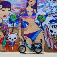 ペデゴ ワイキキ Pedego waikiki レンタル自転車 電動自転車 ハワイ