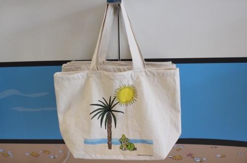 ムーミンショップ・ハワイ moomin shop hawaii  トートバッグ tote