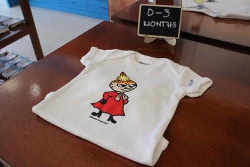 ムーミンショップ・ハワイ moomin shop hawaii  ベビーTシャツ T shirt