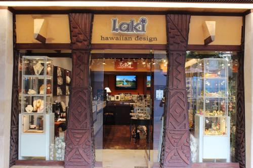 ラキハワイアンジュエリー ハワイアンジュエリー ロイヤルハワイアンセンター ワイキキ ハワイ