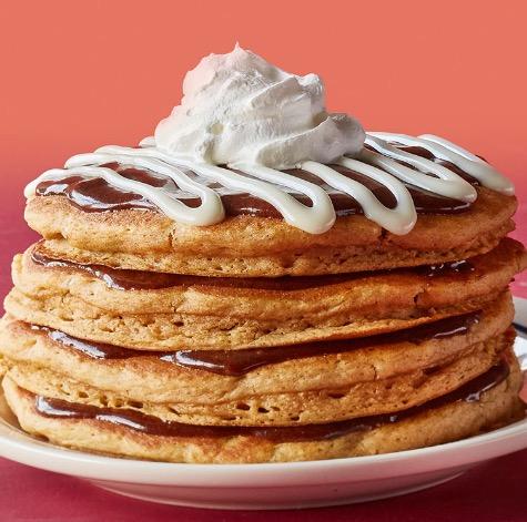 ihop hawaii waikiki pancake ハワイ ワイキキ アイホップ パンケーキ 秋限定