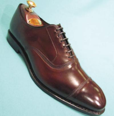 パイプラインレザー ハワイ ワイキキ 革靴