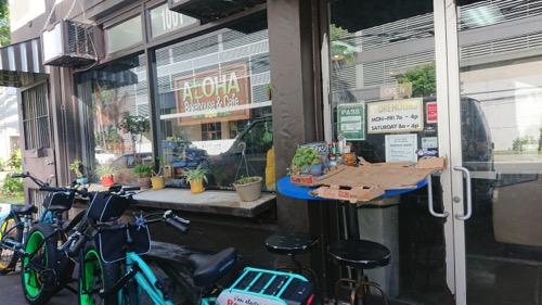 ペデゴ ハワイ ペデゴワイキキ レンタル自転車