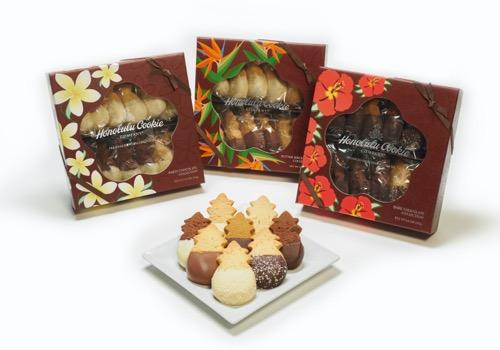 ホノルルクッキーカンパニー ホノルルクッキー ハワイ ワイキキ クッキー ロイヤルハワイアンセンター お土産