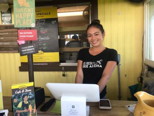 ハワイ ノースショア カフクファーム ファームツアー ファームカフェ HAWAII NORTHSHORE KAHUKU FARM FARM TOUR FARM CAFE