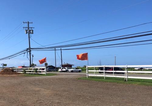 ハワイ ノースショア カフクファーム  KAHUKU FARM