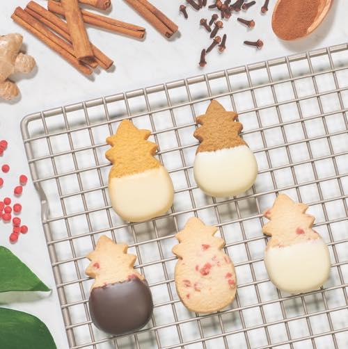 ホノルルクッキーカンパニー クリスマス限定パッケージ
