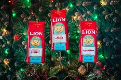ライオンコーヒー ハワイ クリスマス限定品 限定フレーバー