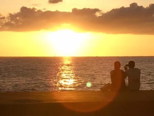 日の出 ツアー ハワイ 元旦