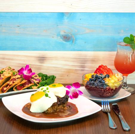 ショアファイヤー・shore fyre・ワイキキ・レストラン・インターナショナルマーケットプレイス・カフェ