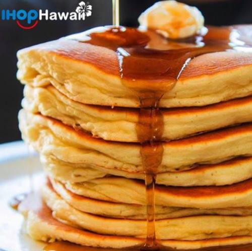 ihop waikiki restaurant pancake hawaii
