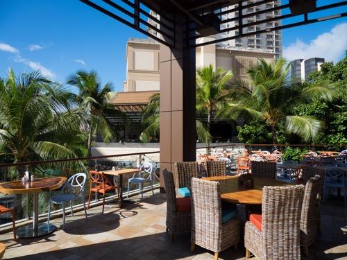 shore Fyre hawaii waikiki INternational marketplace
