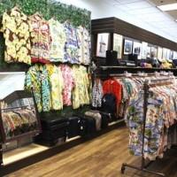アラモアナセンターで、ブランドアロハシャツがお手頃価格で手に入る!リサイクルショップ、エコタウン セレクトが新オープン★