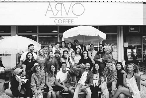 ARVO 閉店 カカアコ カフェ アーヴォ