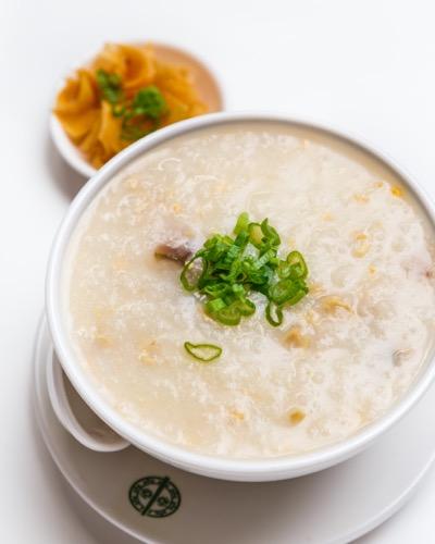 th_Congee with Pork and Preserved Egg Tim Ho Wan JCB KAUKAU Coupon