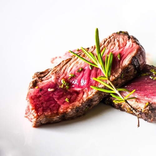 th_rare steak