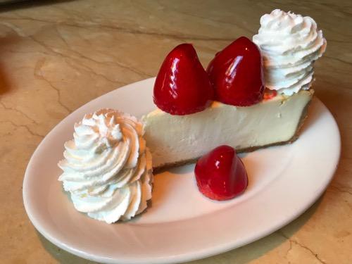 チーズケーキファクトリー ハワイ ワイキキ チーズケーキ